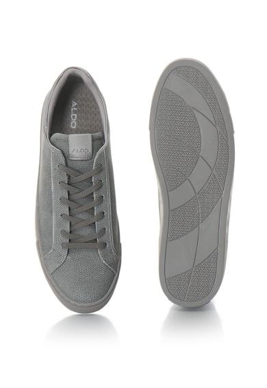 Aldo Pantofi sport de piele sintetica Armanti Grain Barbati