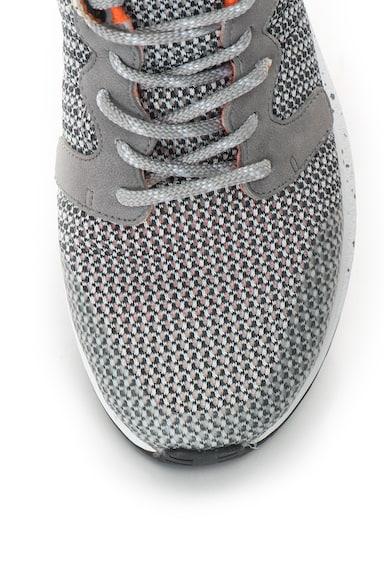 Aldo Pantofi sport de plasa tricotata, cu insertii de piele intoarsa GREIMAN Barbati
