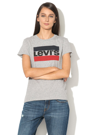 Levi's Tricou cu imprimeu logo 3 Femei