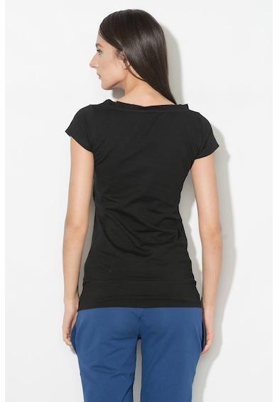 Zee Lane Feliratos póló női