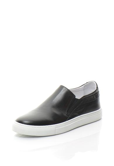 Zee Lane Pantofi slip on din piele Barbati