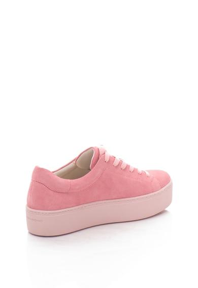 Vagabond Shoemakers Pantofi sport flatform din piele intoarsa Jessie Femei