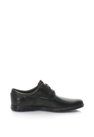 Clarks Vennor bőr derby cipő férfi