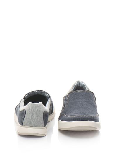 Clarks Спортно-елегантни обувки Step без връзки Мъже