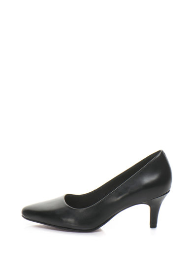 Clarks Pantofi de piele cu varf ascutit Isidora Femei