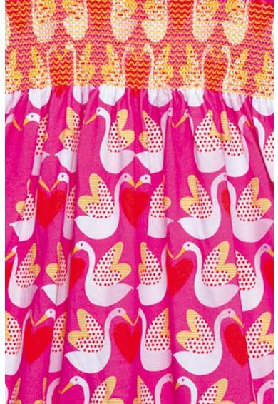 Agatha Ruiz de la Prada Разкроена рокля с десен Момичета