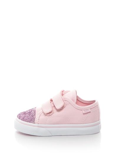 Vans Подсилени спортни обувки с велкро Момичета