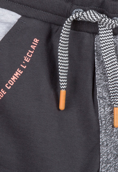 Catimini Pantaloni scurti jogger din fleece Baieti