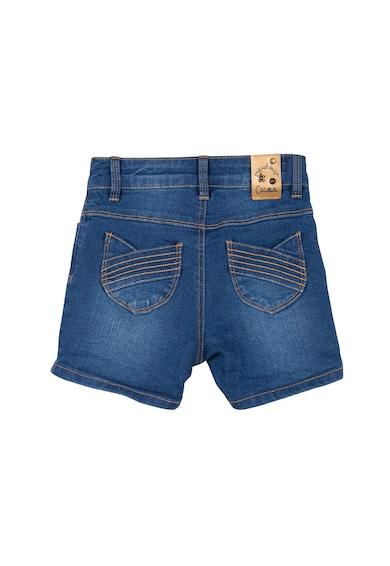 Catimini Pantaloni scurti din denim cu talie inalta Fete