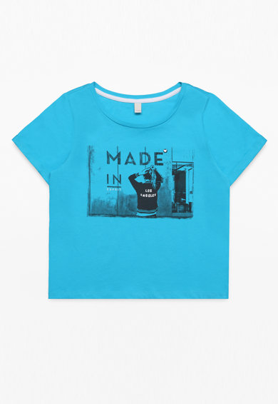 Esprit Тениска с щампа 33 Момичета