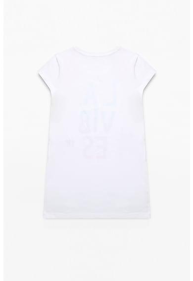Esprit Modál tartalmú póló Lány