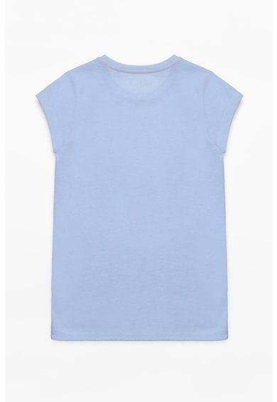 Esprit Тениска с асиметричен подгъв Момичета