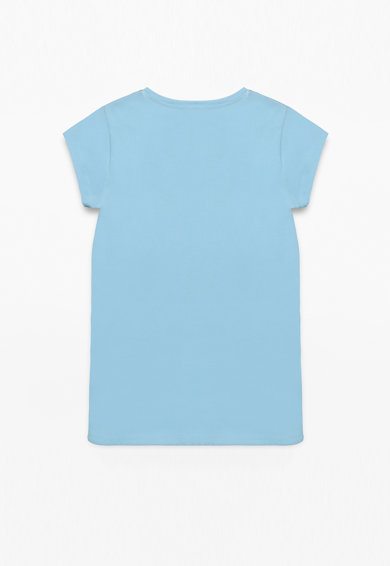 Esprit Grafikai mintás póló Lány