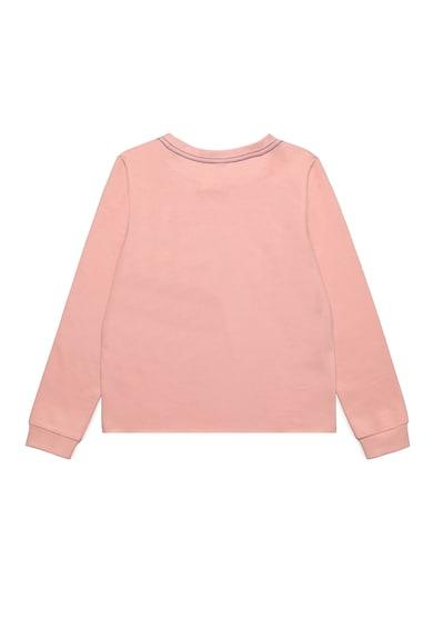 Esprit Szövegmintás pulóver Lány