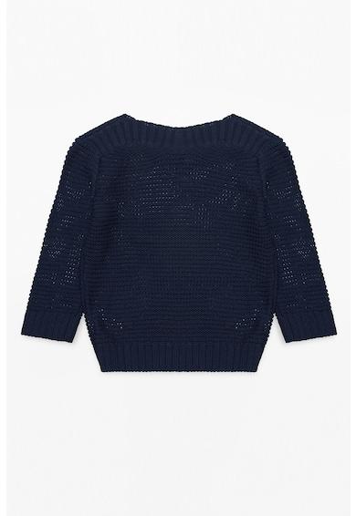 Esprit Pulover din tricot cu terminatie striata Fete
