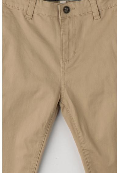 Esprit Pantaloni casual cu banda ajustabila in talie Baieti