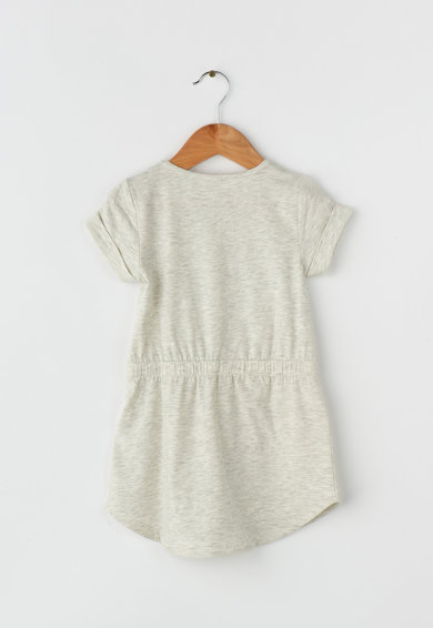 Esprit A-vonalú ruha megkötős derékrésszel Lány