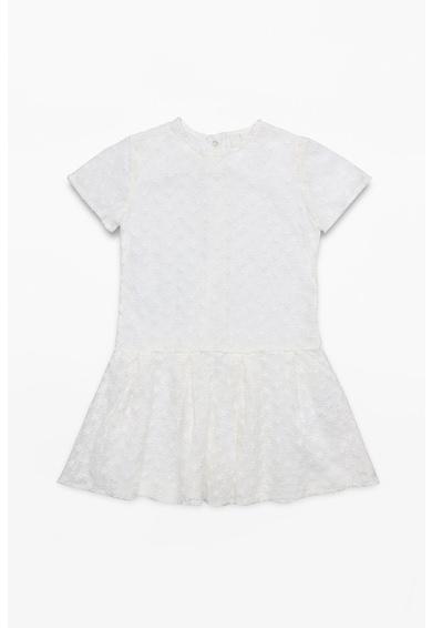 Esprit Bővülő fazonú virágmintás ruha Lány