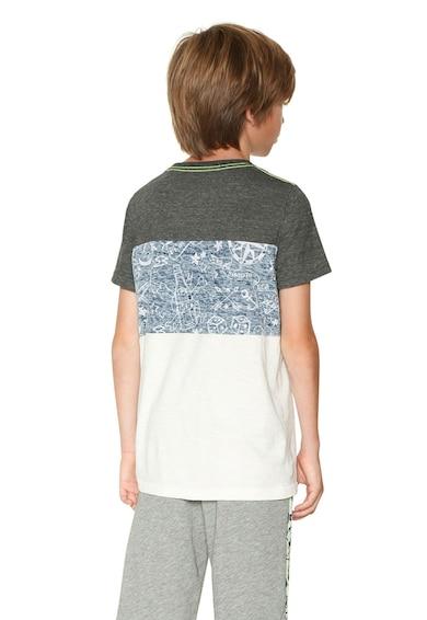 DESIGUAL Tricou cu buzunar pe piept Baieti