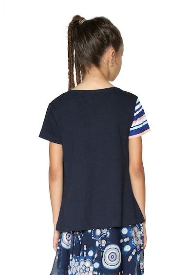 DESIGUAL Tricou cu paiete reversibile Fete