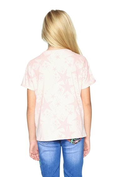 DESIGUAL Тениска с връзка встрани Момичета