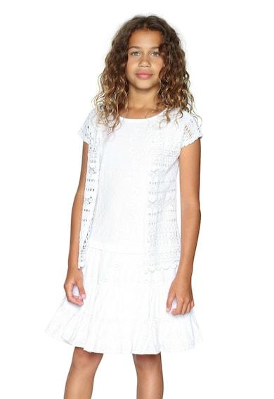 DESIGUAL Bővülő ruha 2in1 hatással Lány