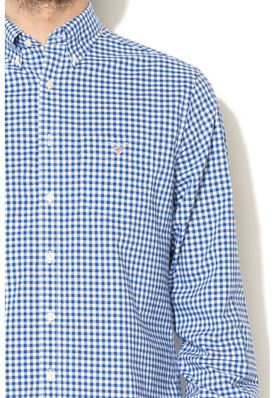 Gant Regular Fit csíkos ing zsebbel a mellrészen férfi