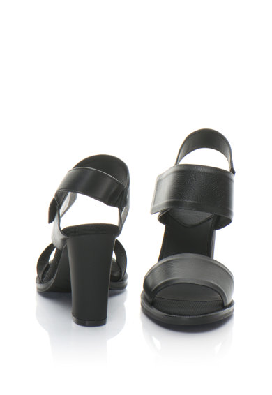 G-Star RAW Sandale de piele sintetica cu bareta Core Femei