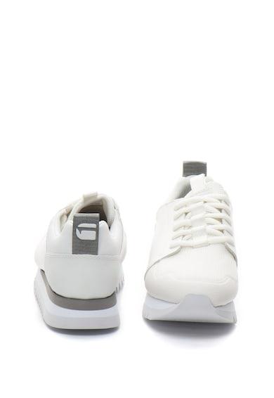G-Star Raw Pantofi sport cu insertie de plasa Deline Femei