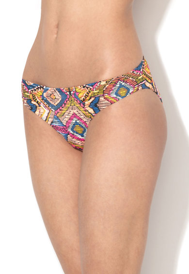 Skiny Slip cu imprimeu geometric Ocean Femei
