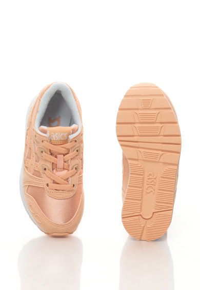 ASICS Tiger GEL-LYTE PS sneakers cipő nyersbőr hatású szegélyekkel Fiú