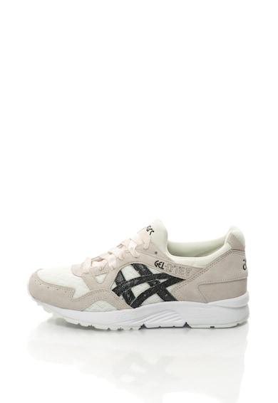 ASICS Tiger Gel-Lyte V sneakers cipő nyersbőr részletekkel női