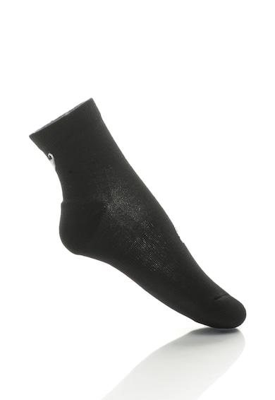 Asics Унисекс спортни къси чорапи с лого - 3 чифта Жени