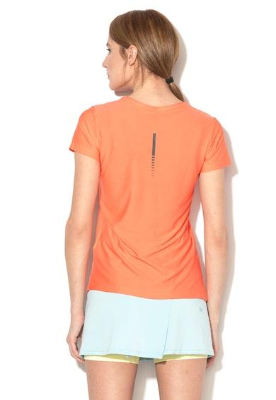 Asics Tricou cu elemente reflectorizante pentru alergare Femei