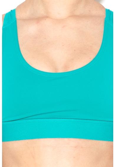Asics Bustiera cu spate din plasa decupat, pentru fitness Femei