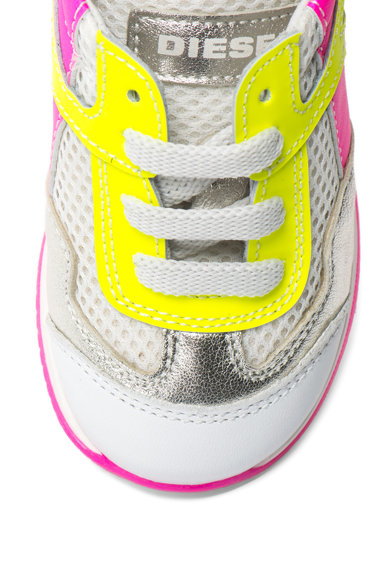 Diesel Pantofi sport cu detalii contrastante Fete