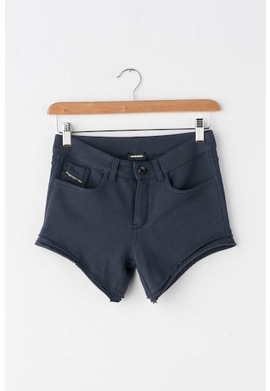 Diesel Pantaloni scurti cu detalii nefinisate Pret Fete