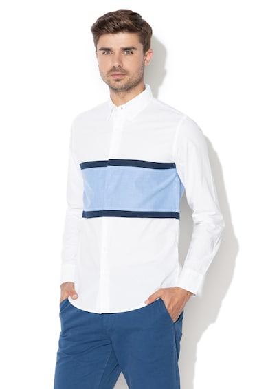 DESIGUAL Раирана риза GERALD Мъже