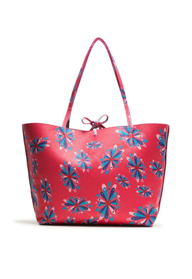 DESIGUAL Шопинг чанта FRISBEE CAPRI с две лица, Разнороден Жени