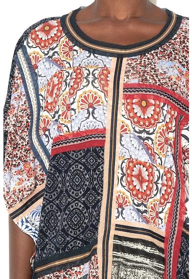 DESIGUAL Тениска Bobbie с ръкави тип пеперуда Жени