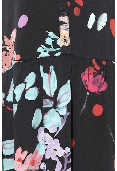 DESIGUAL Рокля тип риза Jonas с асиметричен подгъв Жени