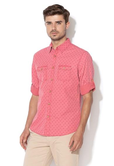 DESIGUAL Риза Nicholas с джобове на гърдите Мъже