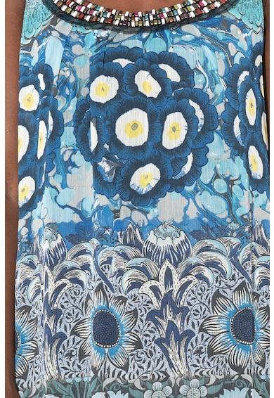 DESIGUAL Francoise virágmintás egyenes ruha női