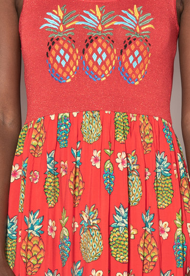 DESIGUAL Rochie maxi cu model grafic Bonita Femei