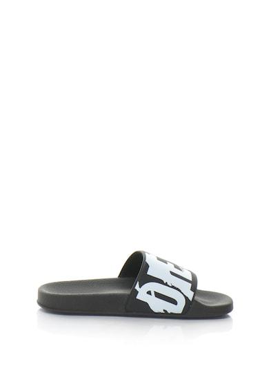 Diesel Papuci cu imprimeu logo SA-MARAL Femei