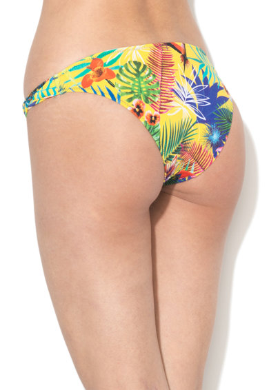 DESIGUAL Slip cu model tropical EVY Femei