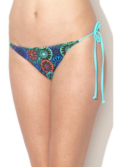 DESIGUAL Eve brazil fazonú bikinialsó oldalt megkötővel női