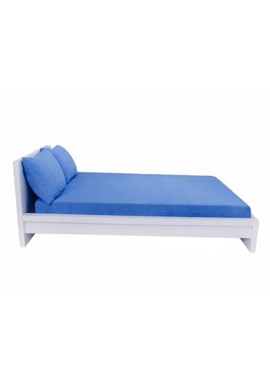 Home Still Set husa pat si 2 fete perna  160x200 cm, Albastru Femei