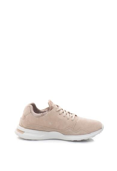 Le Coq Sportif Велурени спортни обувки LCS R Pure без връзки Жени