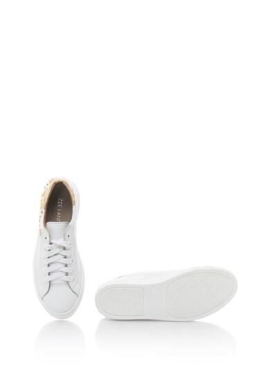 Zee Lane Szegecses, bőr sneakers cipő női